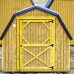 custom-shed-options-single-wooden-barn-door