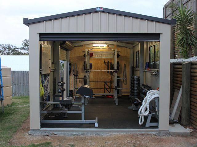 custom-shed-gym