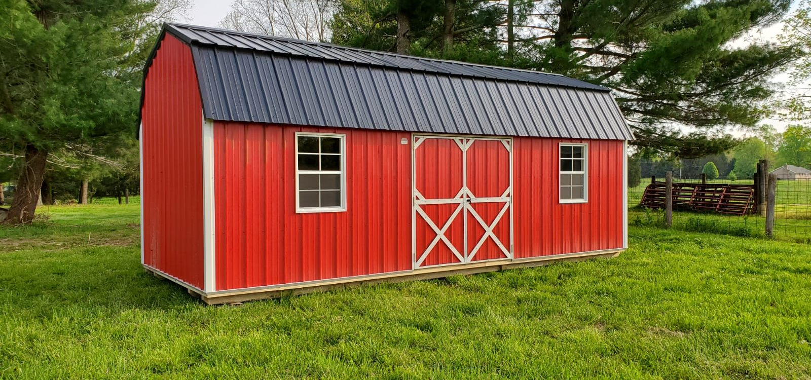 storage sheds in va