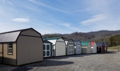 lp smart side shed collection