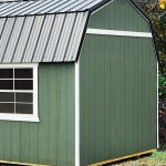LP SmartSide Storage Shed with Windows