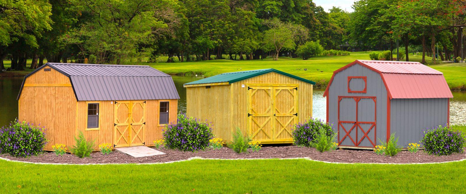 choose-shed-size