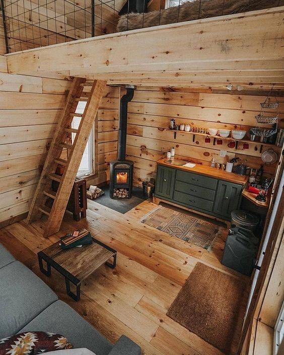 tiny-house-cabin-stove