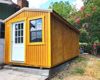 storage for garden