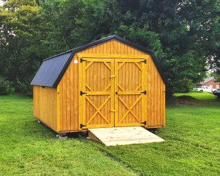 low wall barn in tn