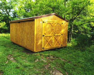 utility sheds for sale