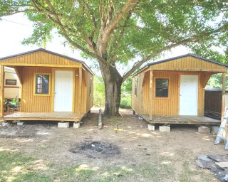 cabins for office