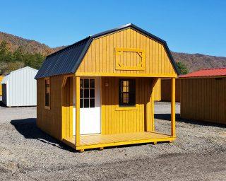 lofted cabin in ky