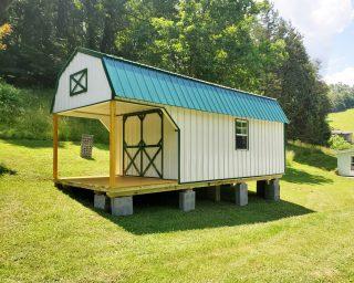 lofted cabin in tn
