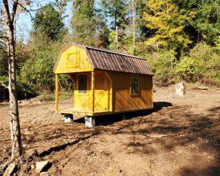 lofted cabin in ga