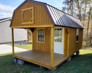 lofted cabin for sale