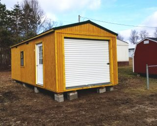 quality utility garage