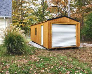 affordable utility garage