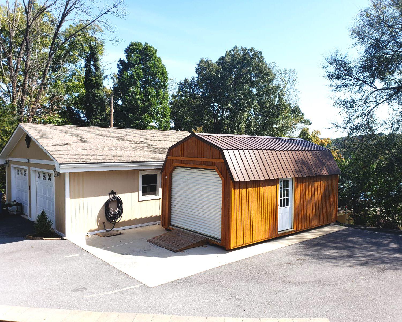 12x20 portable garage