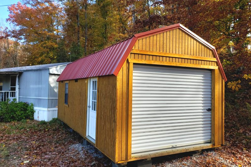 12x20 portable garage in va