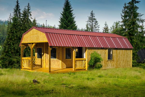 Deluxe Lofted Cabin