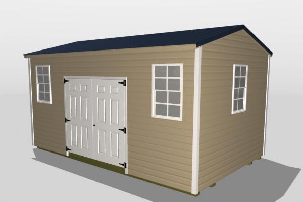 video game studio custom shed