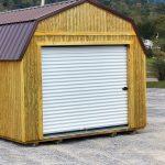 custom-shed-options-9x7-roll-up-garage-door
