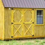custom-shed-options-double-wooden-barn-door