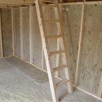 custom-shed-options-loft-ladder