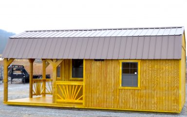 deluxe lofted barn cabin for sale in oh