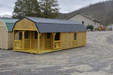deluxe lofted barn cabin for sale in va, tn