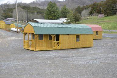 deluxe lofted barn cabin for sale in tn