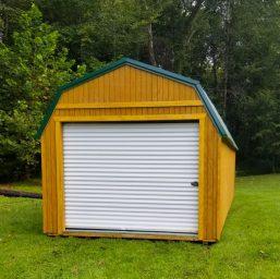 wooden-lofted-garage-for-sale-va