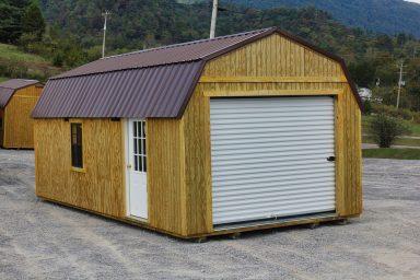 wooden garage for sale in virginia