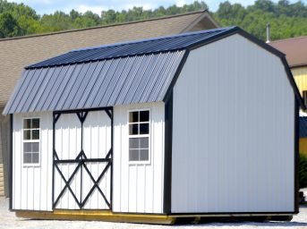 white-shed-with-windows